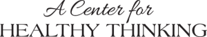 A Center for Healthy Thinking logo
