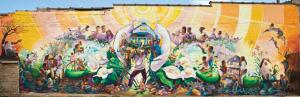Mural - Sherman Park Rising