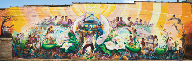 Sherman Park Rising Community Mural