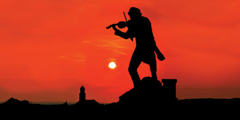 A Fiddler on the Roof?