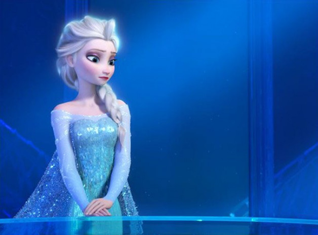 """Frozen"" for Self-Growth"