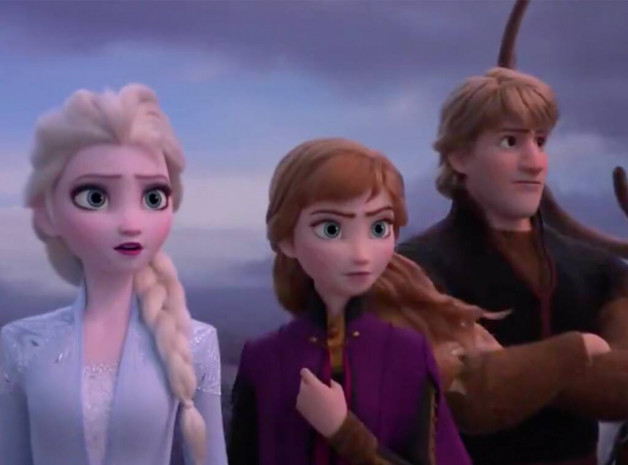 """Frozen II"" for Self-Growth"